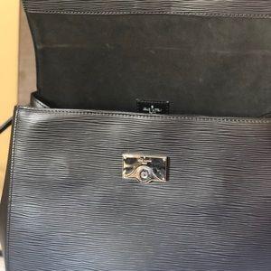 Louis Vuitton Bags - Louis Vuitton Black Cluny MM Epi Noir